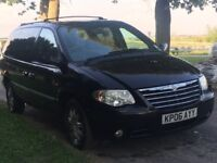Quick Sale Chrysler Grand Voyager Limitet Diesel