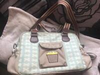 Yummy Mummy Changing Bag **used**