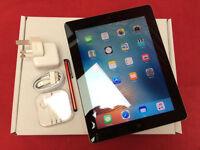 Apple iPad 3 32GB WiFi + Cellular, UNLOCKED, Black, WARRANTY. NO OFFERS