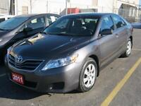 2011 Toyota Camry 4 cyl, Automatic