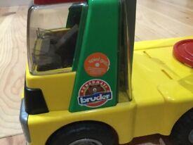 Bruner Tipper Truck