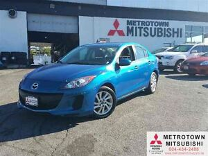 2013 Mazda MAZDA3 GX; Convinience pkg, No accidents