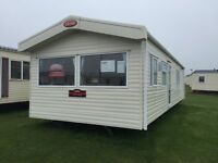 BRAND NEW STATIC CARAVAN FOR SALE - SANDY BAY - LOW DEPOSIT AND MONTHLY PAYMENTS