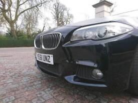 BMW F10 520D M Sport Carbon Black with Cream Interior
