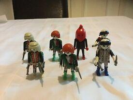 Playmobile zombie pirates b10