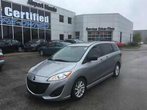2015 Mazda MAZDA5 GS SUNROOF PARK ASSIST 6PASS