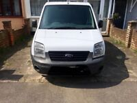 Ford Transit Connect Van 2010 plate for sale