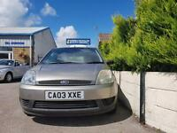 FORD FIESTA 1.25 Finesse 3dr (silver) 2003