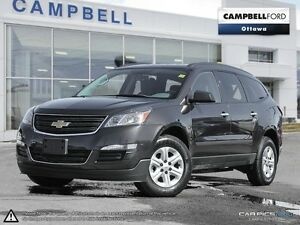 2017 Chevrolet Traverse LS AWD-LOADED-CHECK THIS PRICE