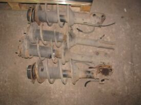 Subaru Forester Turbo S Front & Rear Shock Absorbers