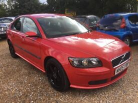 2005 VOLVO S40 1.8 SPORT RED 4DR SALOON