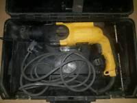 Dewalt rotatry hammer drill