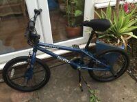 BMX X Rated Hustle Bike ****£45 ONO****