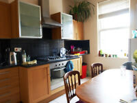 A large and bright 2 double bedroom split level maisonette on Green Lanes