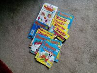 Beano/Dandy comic Library Books & Waddington Dandy Card Game