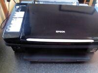 Epson Stylus Printer SX200, hardly used