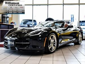 2014 Chevrolet Corvette Stingray Z51**CONVERTIBLE**MANUAL