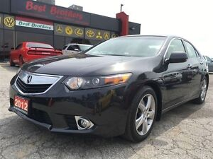 2012 Acura TSX Technology Package w/Tech Pkg