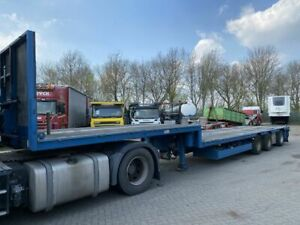 HRD 3 AXLE *NO PAPERS* 6 METER EXTANDABLE - STEERING