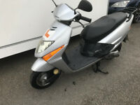 2006 Honda Lead 100 cc Scooter NEW MOT Nov 2018 ! - SCV 100 F-5 ped - with Hand warmers - Very clean