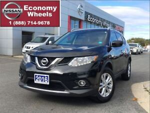 2016 Nissan Rogue SV AWD / ONE OWNER