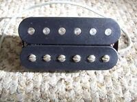 Gibson Patent Number neck humbucker