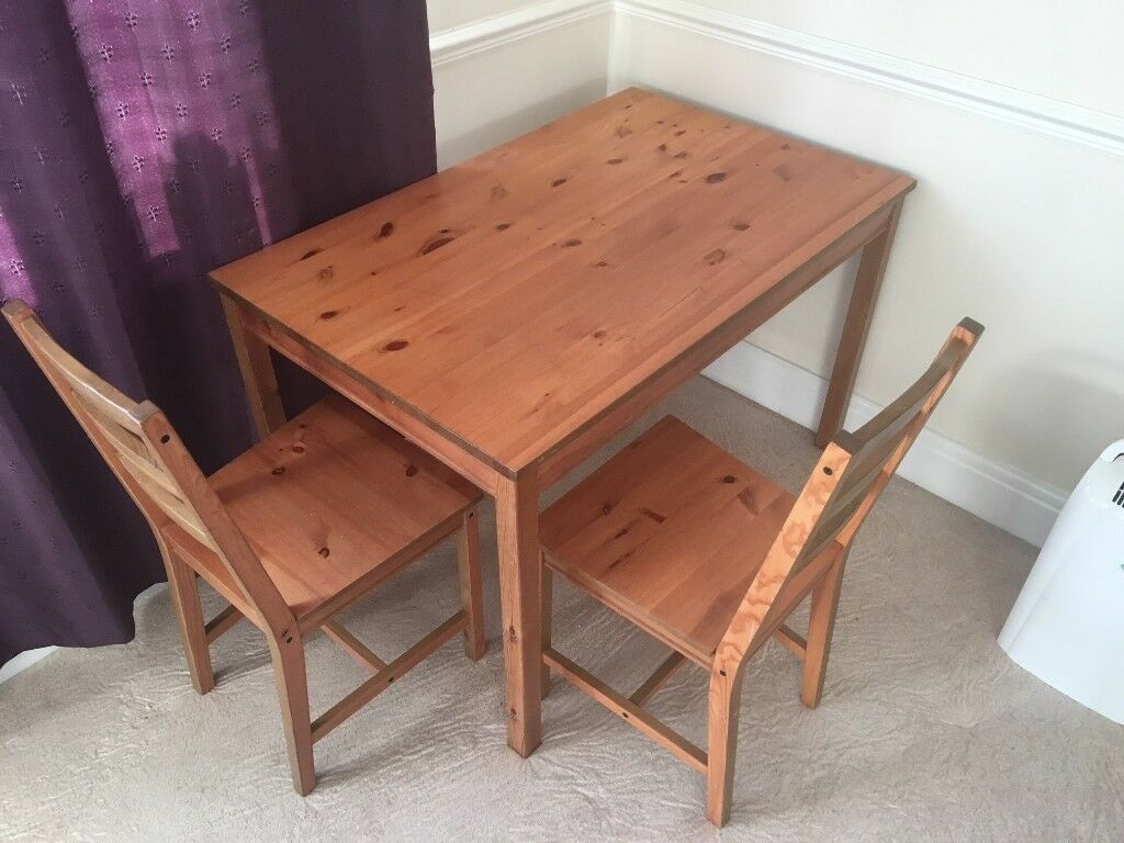 Ikea Jokkmokk Dining Table Amp 4 Chairs In Westbury On