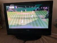 Toshiba 26 inch TV with built in freeview
