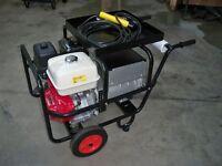 220 Amp D.C. Mobile Petrol Welder Generator Keystart
