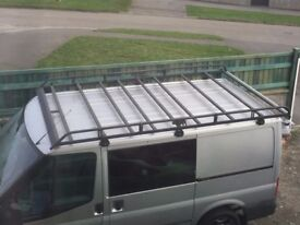 Rhino Roof Rack Ford Transit 1995 - 2014