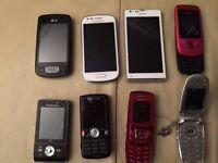Mixed Phones