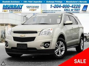 2011 Chevrolet Equinox 1LT *All Wheel Drive, Remote Start, OnSta