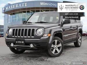 2017 Jeep Patriot High Altitude Edition Heated Seats, Leather &