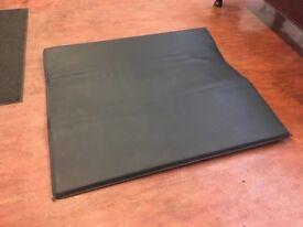 Mitsubishi Warrior Tri Fold Soft Tonneau Cover
