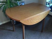 Oak effect Table GONE