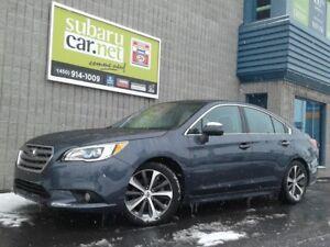 2015 Subaru Legacy 3.6R*LIMITED**85$/SEM**CUIR*GPS*JAMAIS ACCIDE