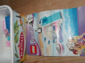 LEGO FREINDS 41043 PENGUIN PLAYGROUND