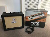 Orange CRUSH 20RT (20w 1x8 Guitar Combo w/ Reverb and Tuner)