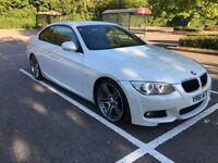 2011 BMW E92 320d, 2 Owners, 19 inch Alloys, Metallic Paint, Xenons, 2 Keys