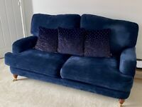 10 month old Laura Ashley 3 + 2 seater sofas