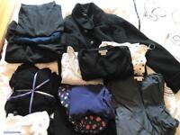 Maternity clothing bundle size small
