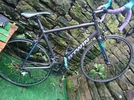 Btwin triban 500 se road racing bike