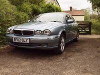 Jaguar X-Type, 103500 miles, 2.0L Petrol V6, Beautiful Condition