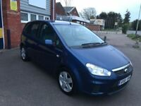 2008 Ford Focus c-max 1.8 tdci 12 months mot/3 months parts and labour warranty
