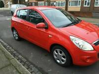 Hyundai120 hatchback auto very good condition only 399