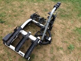 Thule 3 cycle carrier tow bar mount