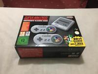 SNES Mini Classic (Super Nintendo)