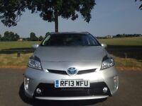 Prius T-SPIRIT (2013) 1 Owner LEATHER, SAT Nav Reverse Cam Cruise Ctrl 1 Yr Mot P/x Welcome
