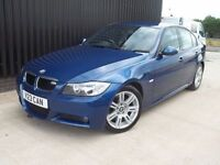 2007 BMW 3 Series 2.0 318i M Sport 4dr, Sat Nav, Parking Sensors, Finance Available, May PX