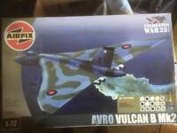 Airfix falklands war 25 years Avro Vulcan B mk2 1:72